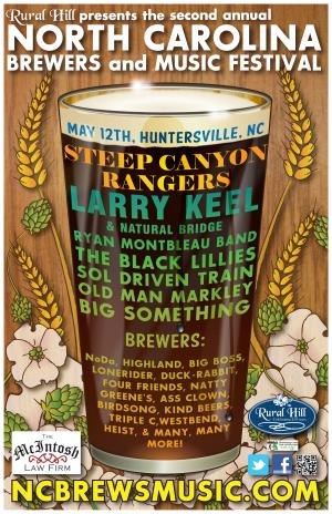 NC Brewers & Music Festival