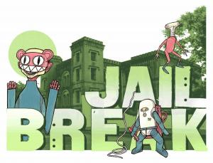 JAIL BREAK