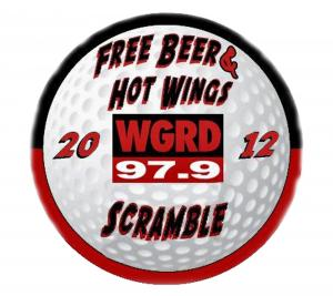 Free Beer Hot Wings Golf Outing