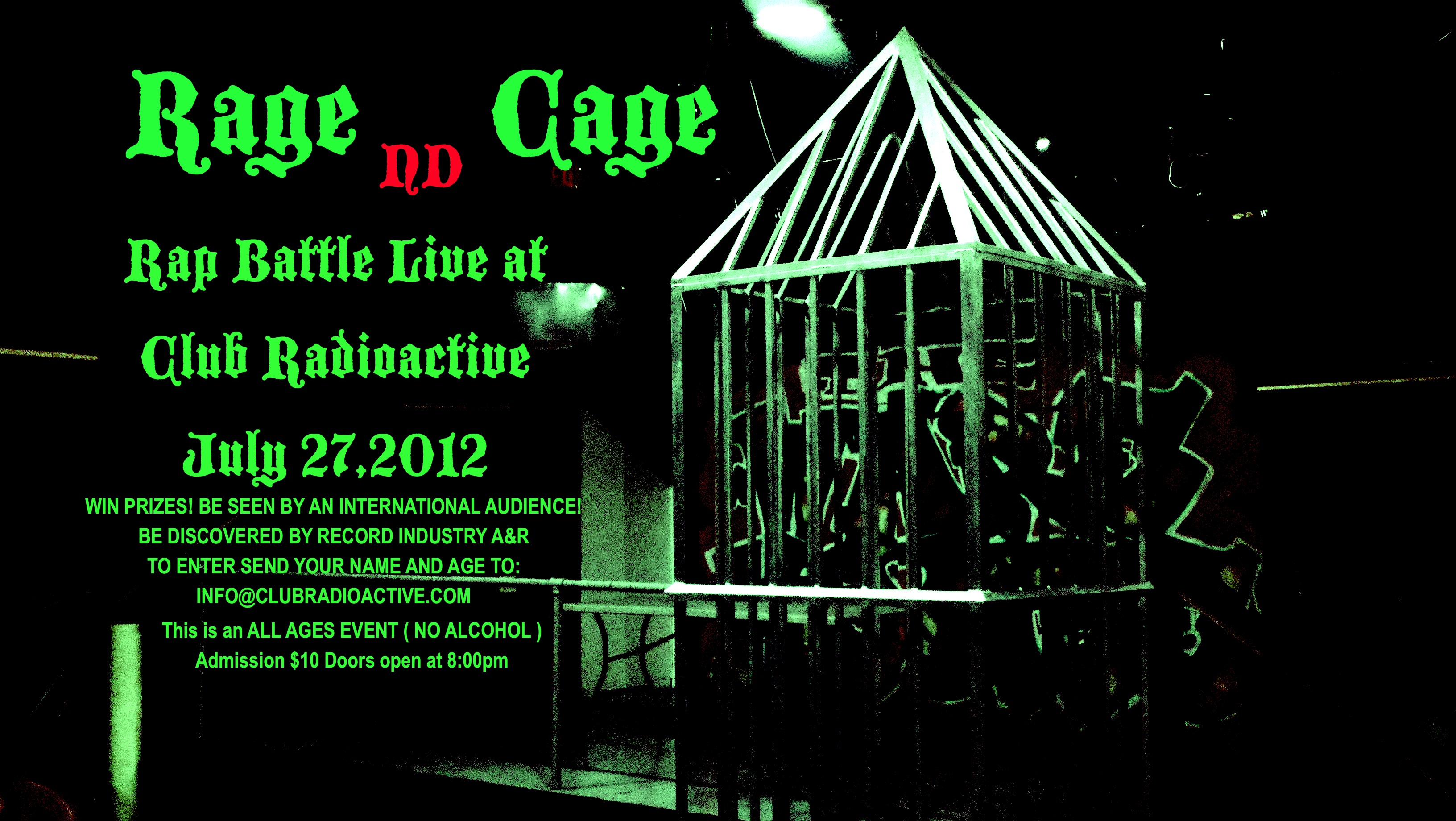 Cage, sadistik, tour, rap, rarities radio, brooklyn, oakland, ca, us