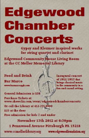 Edgewood Chamber Concerts