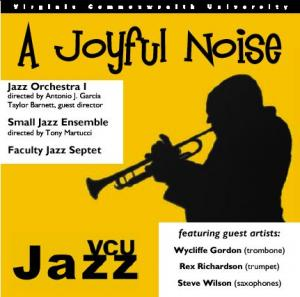 VCU Jazz A Joyful Noise CD