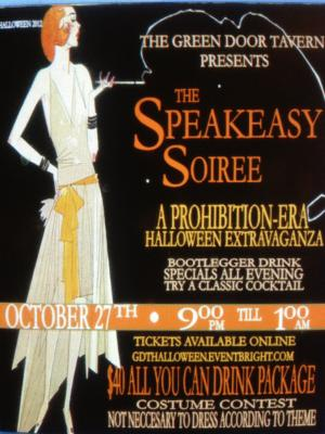 Tickets for Halloween Speakeasy Soriee in Chicago from ...