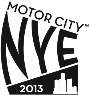 Motor City NYE - The Drop 2013