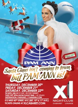 Pam Ann Is Coming To Town!