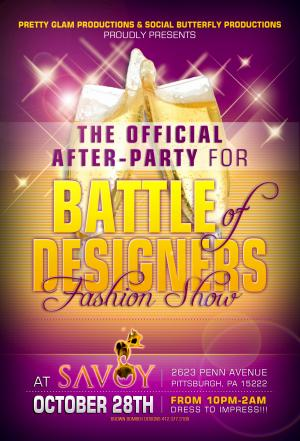 Battle of Designers After Party