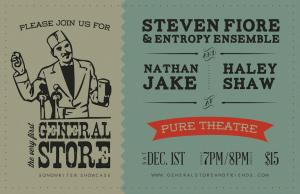 The General Store at Pure Theatre