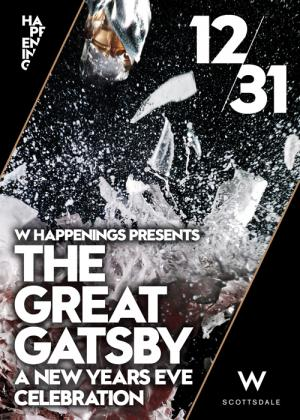 New Year's Eve The Great Gatsby