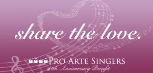 The 41st Annual Pro Arte Singers Benefit