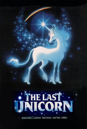The Last Unicorn w/ Peter Beagle!