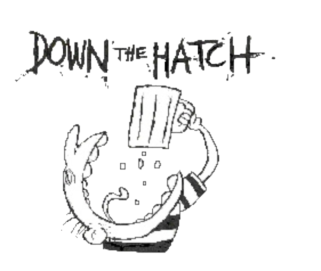 Down the hatch at twelve different timesbonus doggystyle
