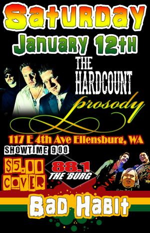 The Hardcount w/ Bad Habit
