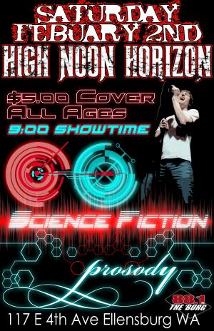 High Noon Horizon / Science Fiction