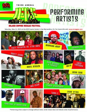 Inland Empire Reggae Festival