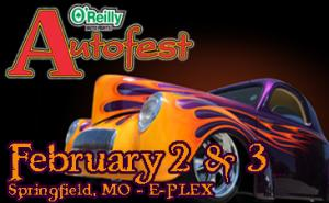 O'Reilly Auto Parts Autofest