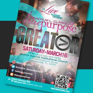 #GREATER: 1st LIVE Recording