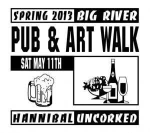 SPRING BIG RIVER PUB & ART WALK