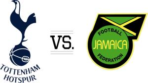 Tottenham Hotspur vs. The Jamaica Reggae Boyz (General Admission)