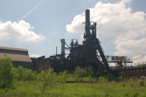 Carrie Furnaces Self-Paced Tours