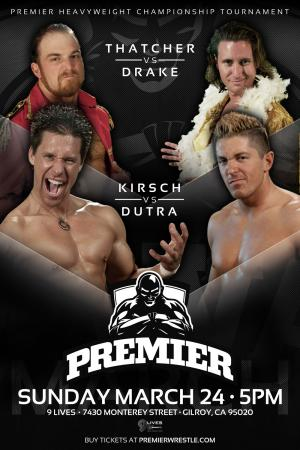 PREMIER: HEAVYWEIGHT CHAMPIONSHIP
