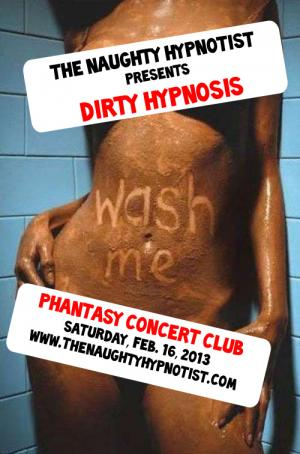 The Phantasy-Naughty Hypnotist Show