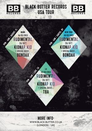 BB Records w/ Rudimental & Bondax