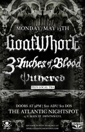 Goatwhore, 3 Inches of Blood