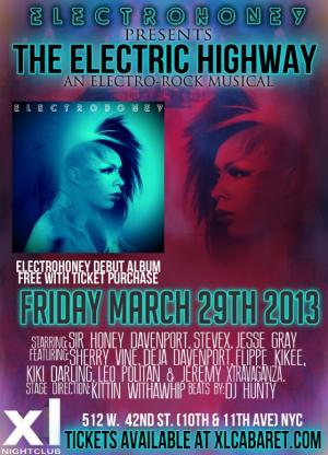 The Electric Highway: A Musical