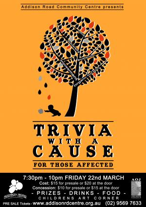 Trivia With A Cause