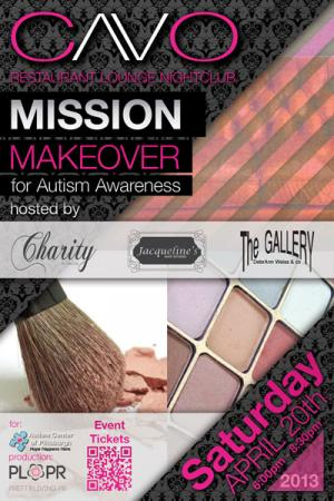 Mission Makeover for Autism Awareness