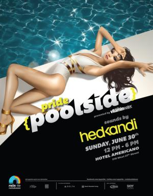 Hed Kandi Presents Pride {Poolside}