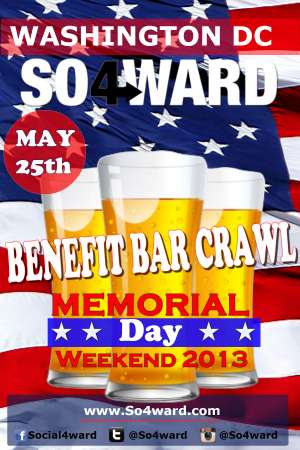 So4ward's DC Benefit Bar Crawl