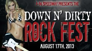Down N' Dirty Rock Fest - Buckcherry