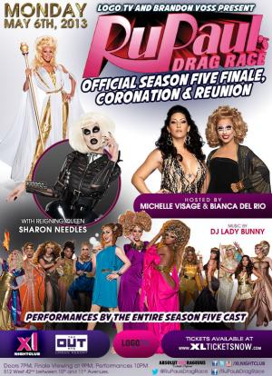 RuPaul's Drag Race Season 5 Finale