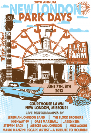 Ralls County Food, Wine, and Brews Festival