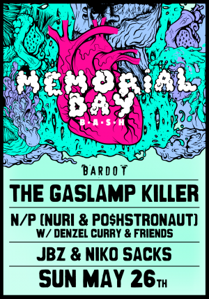 The Gaslamp Killer | 5.26