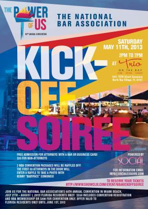 NBA Kick-Off Soiree