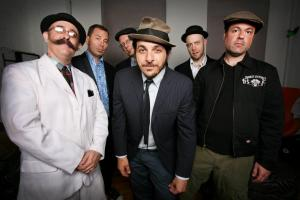 The Slackers, Ottly Mercer, The Routine