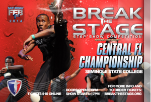 Break the Stage Central Florida Championship
