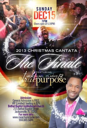 2013 Christmas Cantata: THE FINALE