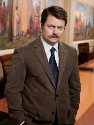 Nick Offerman comedy show at UMBC