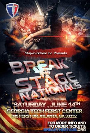 Break the Stage National Championship