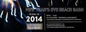 New Year's Eve Beach Bash 2013