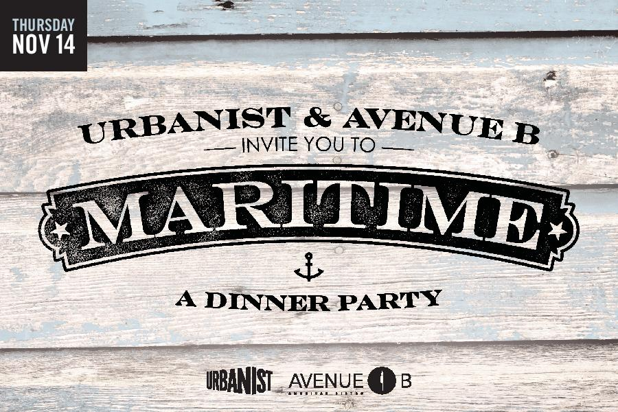 Maritime: A Dinner Party