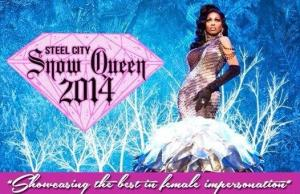 "Steel City Snow Queen Pageant 2014 ""Frozen Forest"""