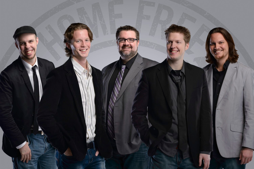 Tickets for home free vocal band in dewitt from midwestix Hause on line