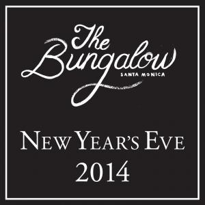 The Bungalow's New Year's Eve 2014