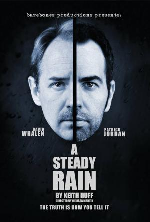 barebones presents A STEADY RAIN
