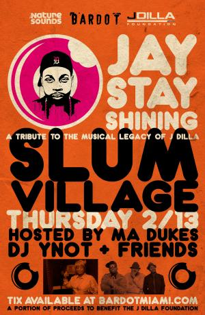 Slum Village | 2.13 | J Dilla Tribute