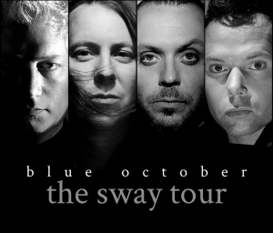 Blue October - San Marcos, TX - March 21